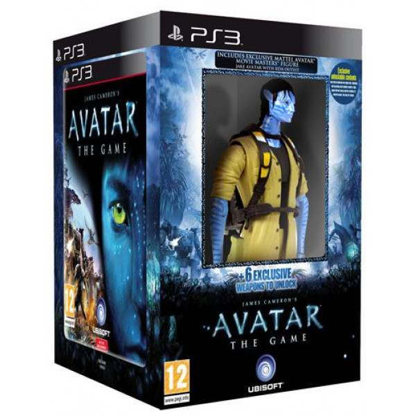 Ubi Soft Tv-Spel James Cameron's Avatar The Game Collectors Edition från Ubi soft