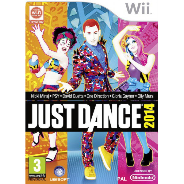 Ubi Soft Tv-Spel Just Dance 2014 Nordic från Ubi soft