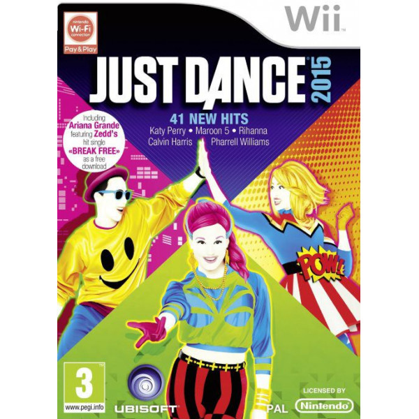 Ubi Soft Tv-Spel Just Dance 2015 Uknordic från Ubi soft