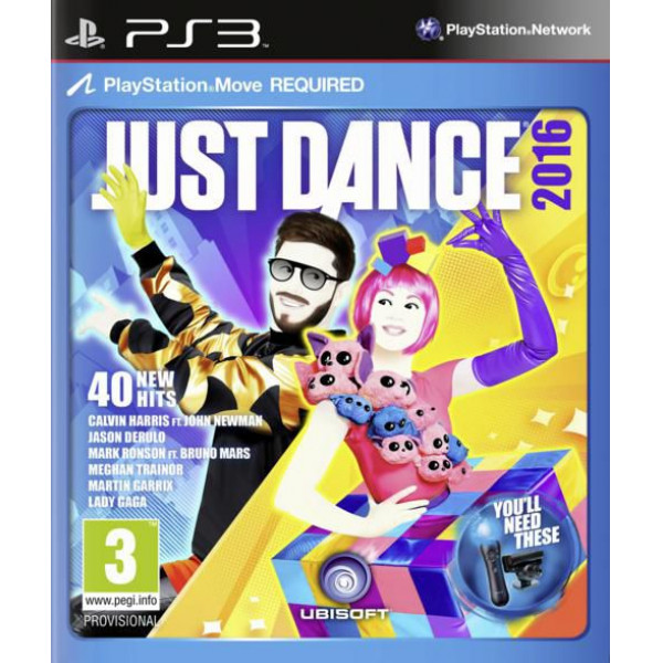 Ubi Soft Tv-Spel Just Dance 2016 Nordic från Ubi soft