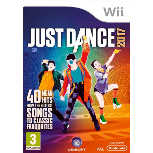 Ubi Soft Tv-Spel Just Dance 2017 från Ubi soft