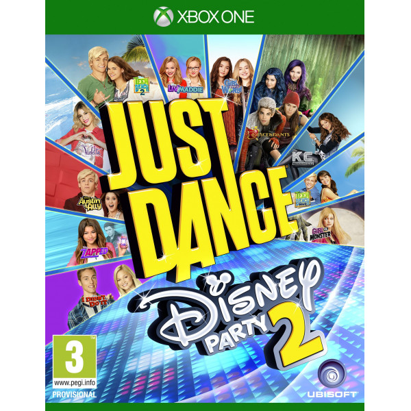 Ubi Soft Tv-Spel Just Dance - Disney Party 2 från Ubi soft