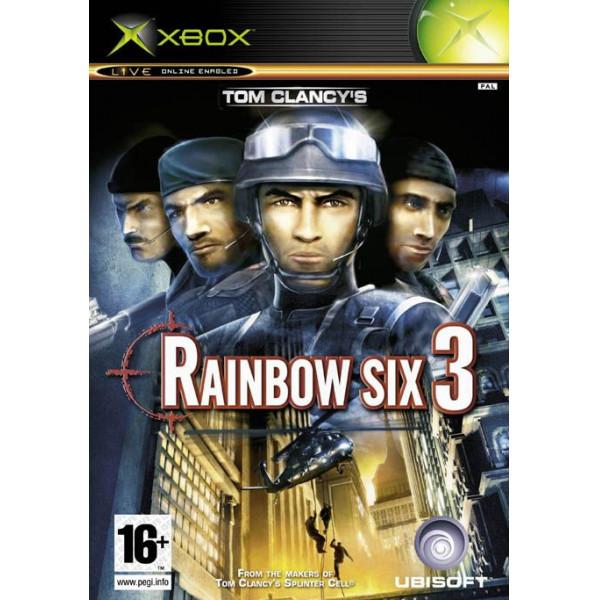 Ubi Soft Tv-Spel Rainbow Six 3 från Ubi soft