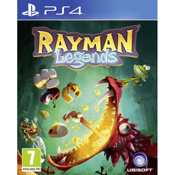 Ubi Soft Tv-Spel Rayman Legends Uknordic från Ubi soft