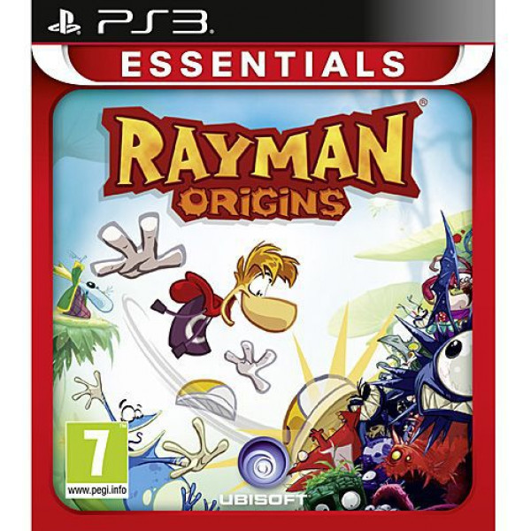 Ubi Soft Tv-Spel Rayman Origins Uk Nordic Essentials från Ubi soft