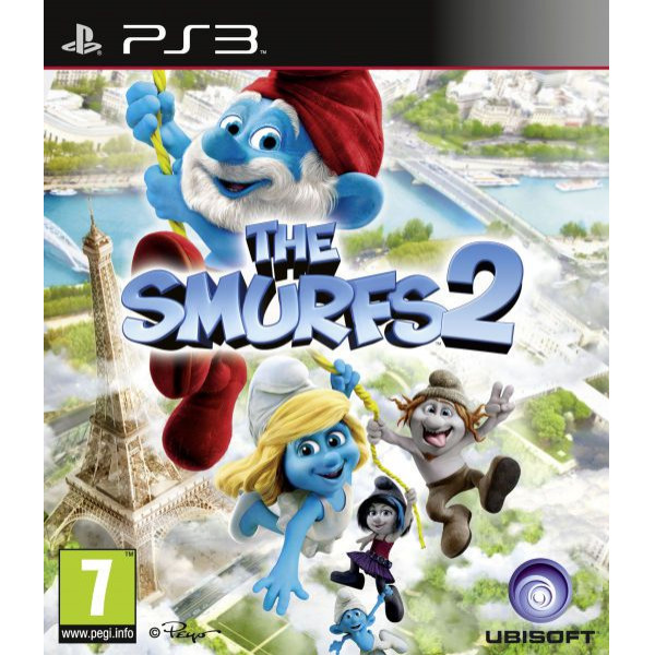 Ubi Soft Tv-Spel The Smurfs 2 från Ubi soft