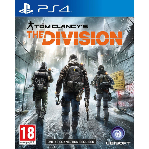 Ubi Soft Tv-Spel Tom Clancy's - The Division från Ubi soft