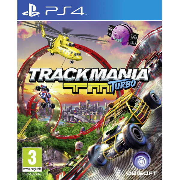 Ubi Soft Tv-Spel Trackmania Turbo från Ubi soft