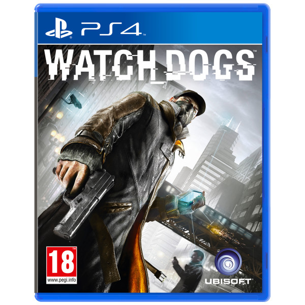 Ubi Soft Tv-Spel Watch Dogs från Ubi soft