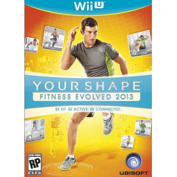 Ubi Soft Tv-Spel Your Shape Fitness Evolved 2013 från Ubi soft