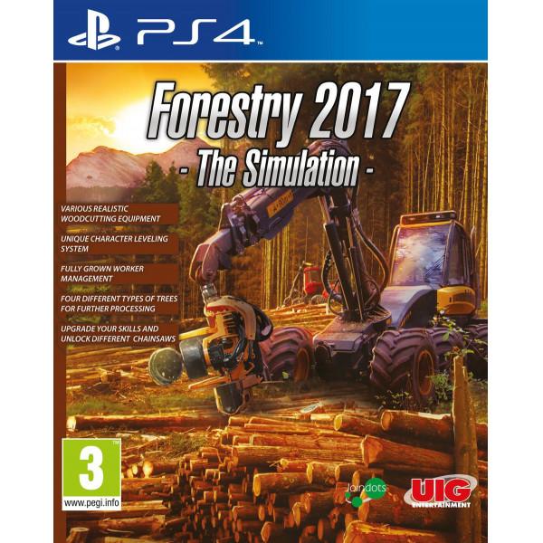 Uig Tv-Spel Forestry 2017 från Uig