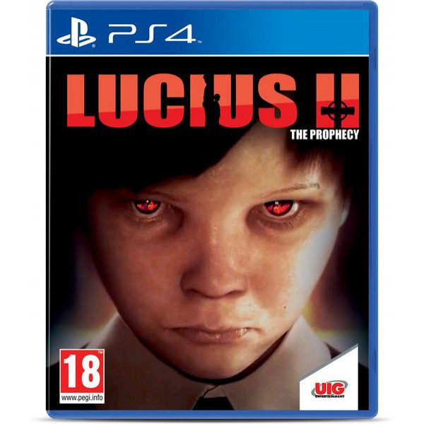 Uig Tv-Spel Lucius Ii The Prophecy från Uig