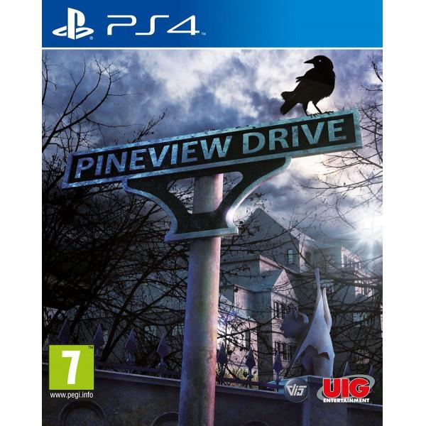 Uig Tv-Spel Pineview Drive från Uig
