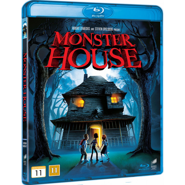 Universal Sony Pictures Nordic Tv-Spel Monster House Blu-Ray från Universal sony pictures nordic
