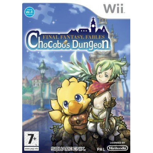 Unknown Tv-Spel Final Fantasy Fables Chocobo's Dungeon från Unknown