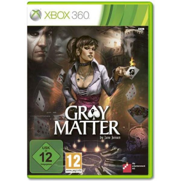 Unknown Tv-Spel Gray Matter från Unknown