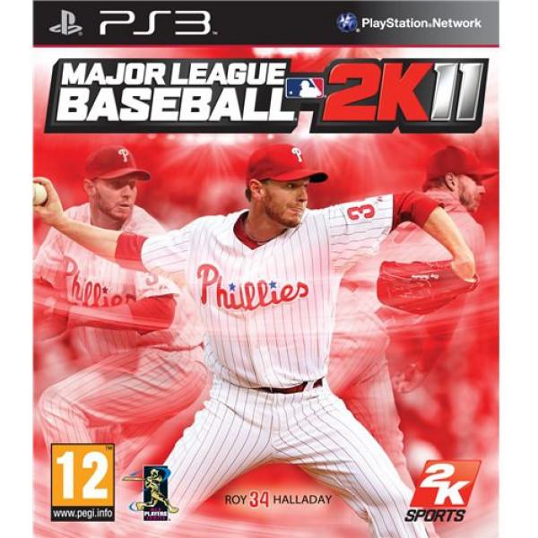Unknown Tv-Spel Major League Baseball 2K11 från Unknown