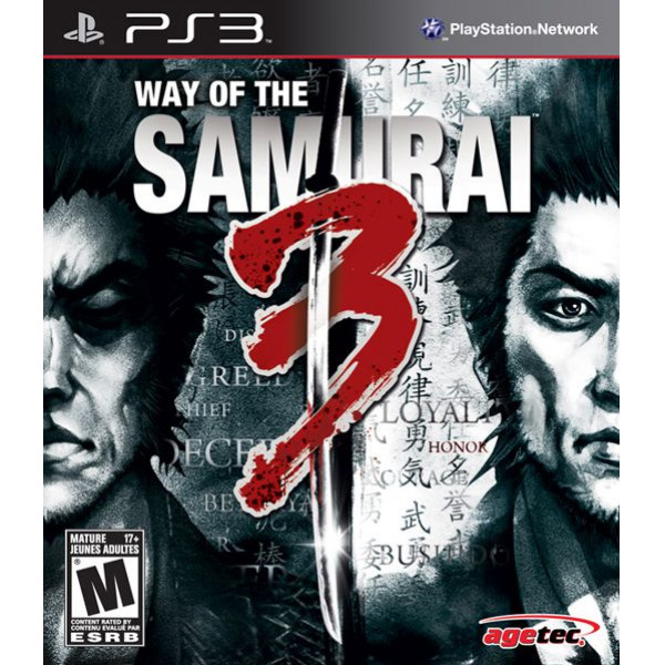 Unknown Tv-Spel Way Of The Samurai 3 Us Import från Unknown