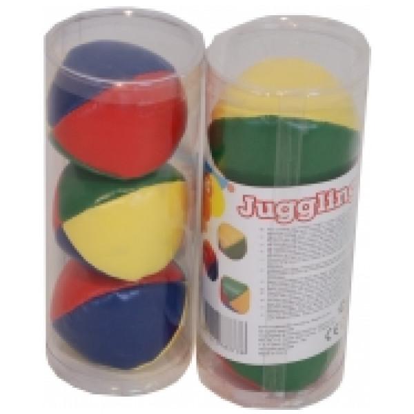 Uteleksak Jonglerbollar 6 5 Cm från Inget märke