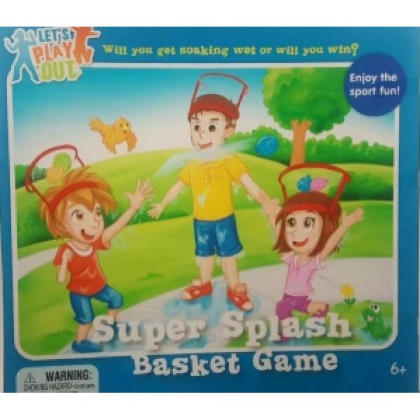 Uteleksak Super Splash Basket Game från Inget märke