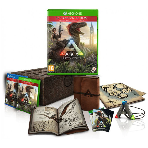 Virtual Basement Tv-Spel Ark Survival Evolved - Collector's Edition från Virtual basement