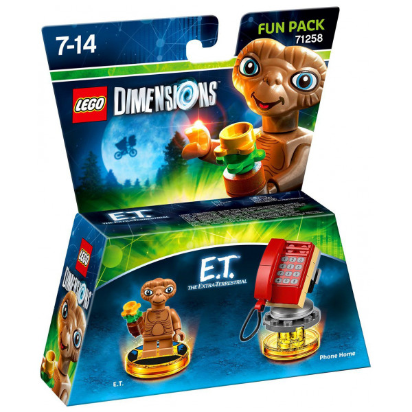 Warner Home Video Lego Dimensions Fun Pack - Et från Warner home video