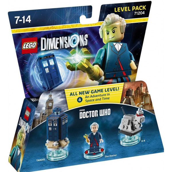 Warner Home Video Lego Dimensions Level Pack - Dr Who 71204 från Warner home video