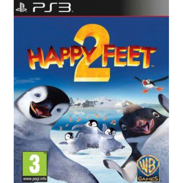 Warner Home Video Tv-Spel Happy Feet 2 från Warner home video