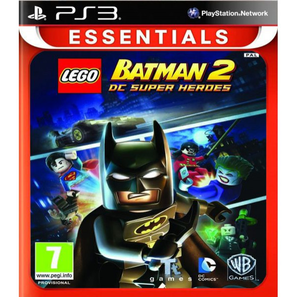 Warner Home Video Tv-Spel Lego Batman 2 Dc Super Heroes Essentials från Warner home video