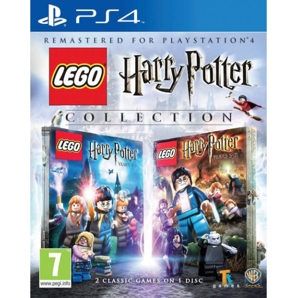 Warner Home Video Tv-Spel Lego Harry Potter Collection från Warner home video