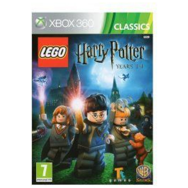 Warner Home Video Tv-Spel Lego Harry Potter Years 1-4 Classics från Warner home video