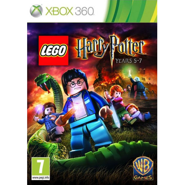 Warner Home Video Tv-Spel Lego Harry Potter Years 5 - 7 från Warner home video
