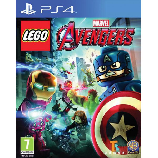 Warner Home Video Tv-Spel Lego Marvel Avengers från Warner home video