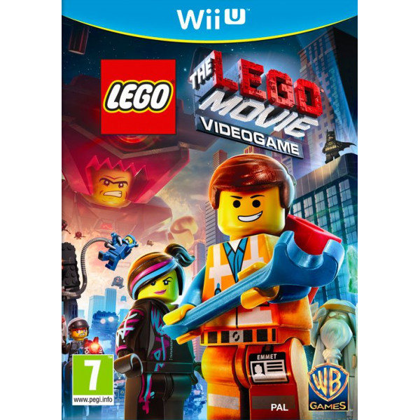 Warner Home Video Tv-Spel Lego Movie The Videogame från Warner home video