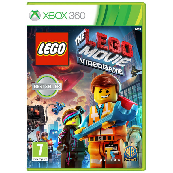 Warner Home Video Tv-Spel Lego Movie The Videogame Classics från Warner home video