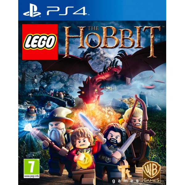 Warner Home Video Tv-Spel Lego The Hobbit från Warner home video