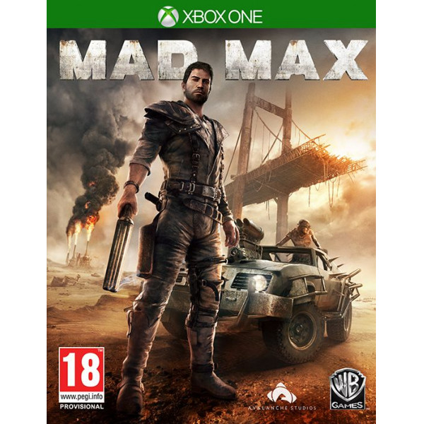 Warner Home Video Tv-Spel Mad Max xbox One från Warner home video