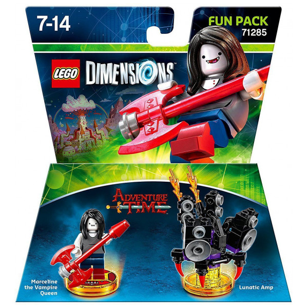 Warner Lego Dimensions Fun Pack - Adventure Time Marceline från Warner