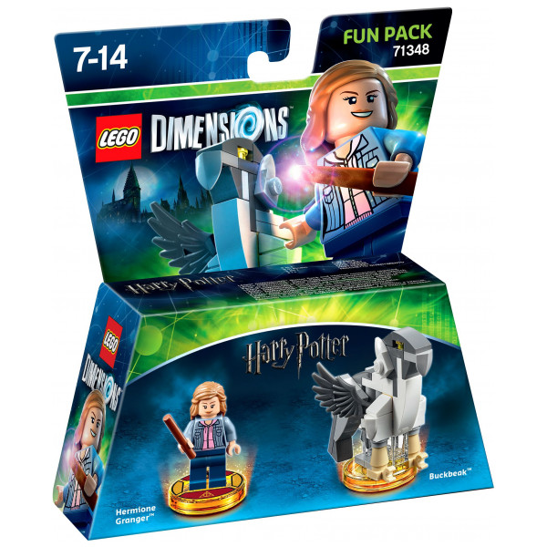 Warner Lego Dimensions Fun Pack - Harry Potter Hermione från Warner
