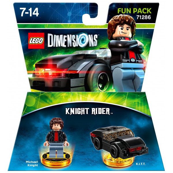 Warner Lego Dimensions Fun Pack - Knight Rider från Warner