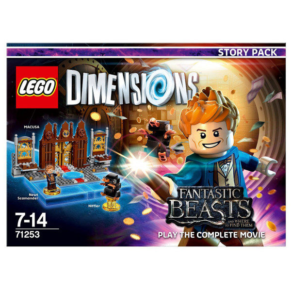 Warner Lego Dimensions Story Pack - Fantastic Beasts från Warner