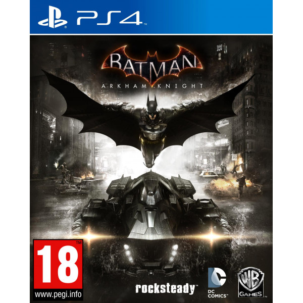 Warner Tv-Spel Batman Arkham Knight från Warner