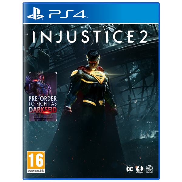 Warner Tv-Spel Injustice 2 från Warner