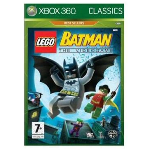 Warner Tv-Spel Lego Batman The Videogame Classics från Warner