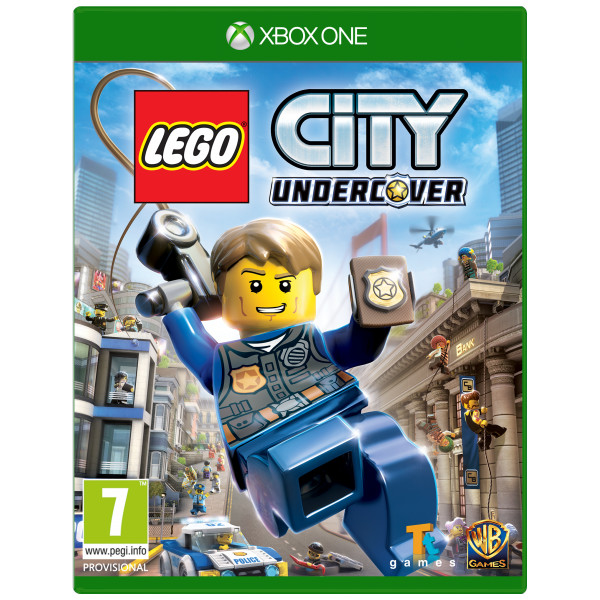 Warner Tv-Spel Lego City Undercover från Warner