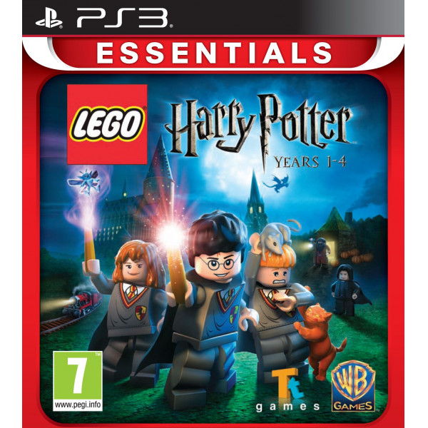 Warner Tv-Spel Lego Harry Potter Years 1-4 Essentials från Warner