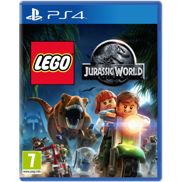 Warner Tv-Spel Lego Jurassic World från Warner