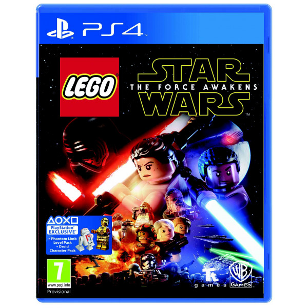 Warner Tv-Spel Lego Star Wars The Force Awakens från Warner