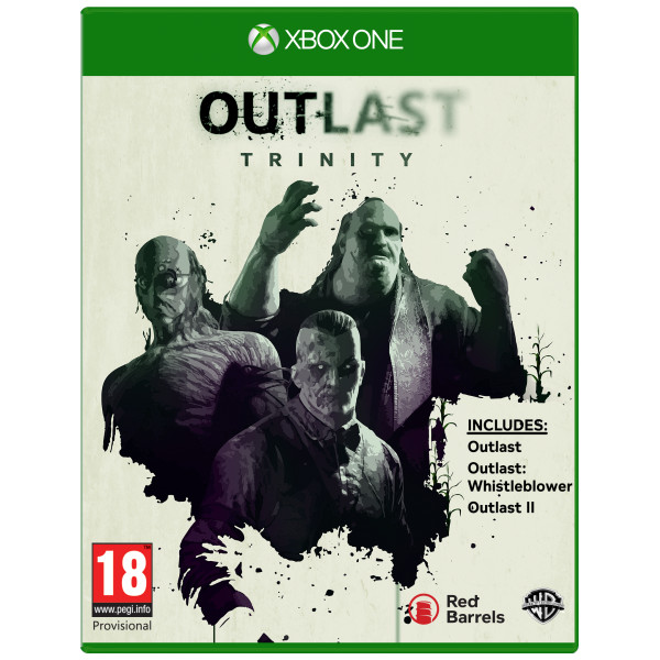 Warner Tv-Spel Outlast Trinity från Warner