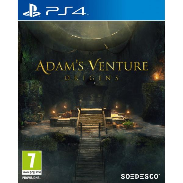 Wendros Tv-Spel Adam's Venture Origins från Wendros